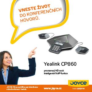 Joyce - audiokonference