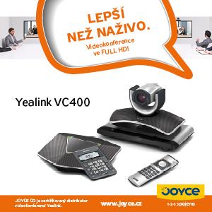 Joyce - videokonference