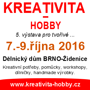 Kreativita - hobby