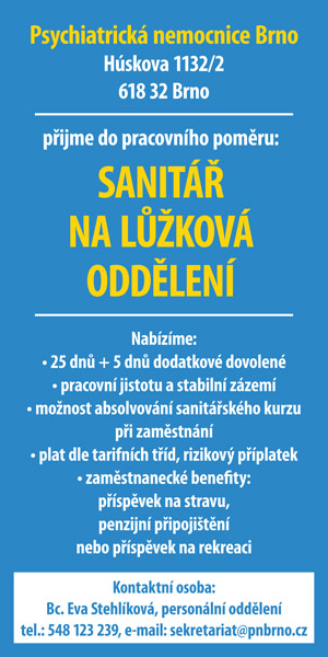 Psychiatrická nemocnice Brno