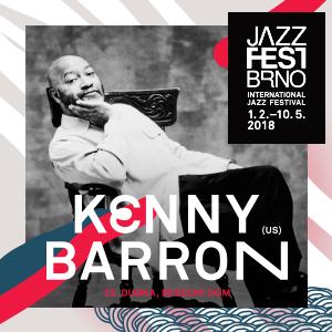 Jazzfest Brno 2018 - Kenny Barron