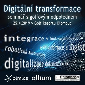 Allium, Digitální transformace