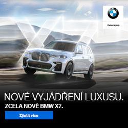 BMW x7 Straos