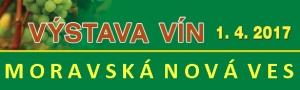 Moravnská nová ves - výstava vín 2017